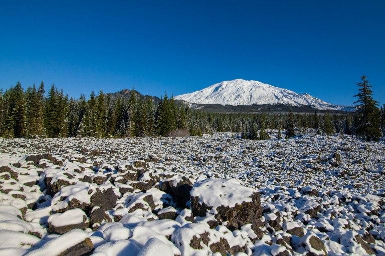 Mount St. Helens 3-9202